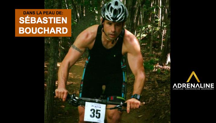 Dans la peau de: Sébastien Bouchard, de lutteur à triathlète et pilote automobile